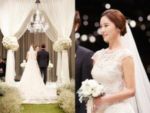 ファンジョンウム 結婚式